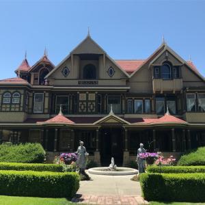【幽霊屋敷】ウィンチェスターミステリーハウスに関するレポート