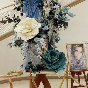 花組「A Fairy Tale-青い薔薇の精- /シャルム!」観劇