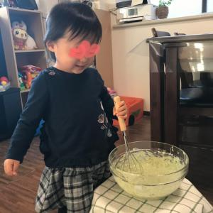 最近の娘さん(2歳0カ月)