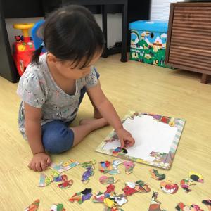 最近の娘さん(2歳9カ月)