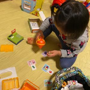 最近の娘さん(2歳11ヶ月〜3歳0ヶ月)