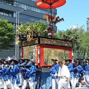 【祇園祭】 浄妙山