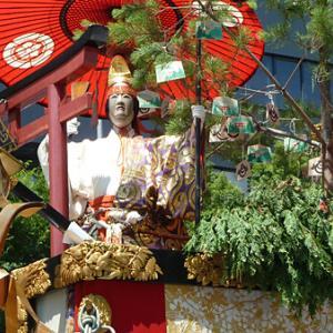 【祇園祭】 鈴鹿山
