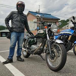 オシャレなバイクには、服装も気を使ってみる