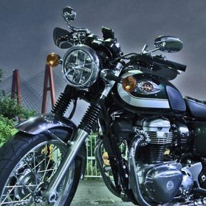 W800 燃費向上