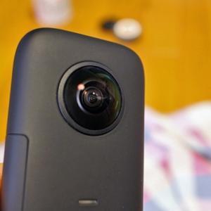 360度カメラを買い直しました