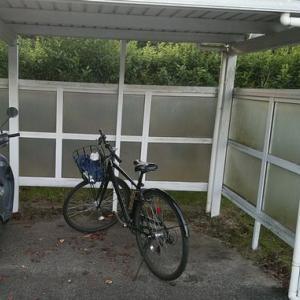 気に入らない自転車、もう少し考えろや!