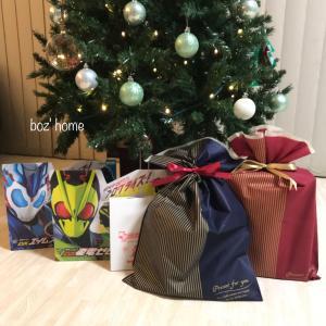 サンタが来たね(´∀`) *クリスマスパーティー2019*
