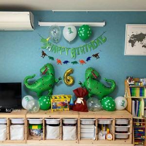 長男6歳の誕生日!おめでとう(^^) それからお買い物マラソンポチレポ【2021年3月】