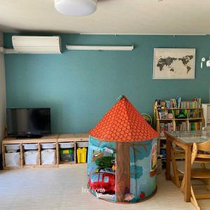 3個目のテント購入!次男が4歳になりました(^^)