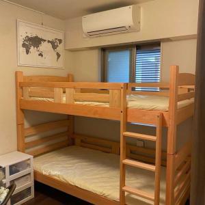 二段ベッドが届きました!