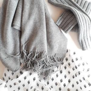 【ミニマリストの家事服】半端袖のワンピースと冬。この冬も少ない服で暮らせそう、の、お話。