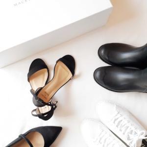 【靴を減らしたいあなたへ】究極の4足で暮らすミニマリスト、の、お話。