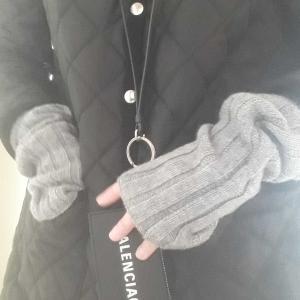 【着てみた!】新しいコート、と、ああショック!の、お話。