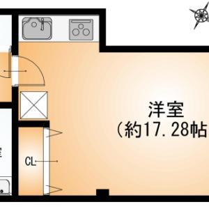 【山戸マンション】304号室 -港区磯路2丁目-