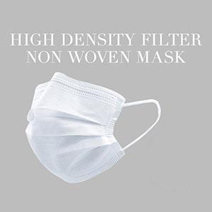 不織布マスクが再販されました。布マスクも発売開始。