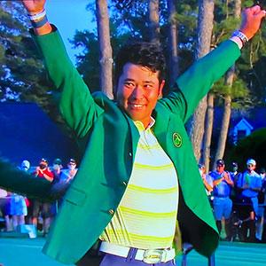 おめでとう松山選手!感動しすぎたマスターズ優勝!