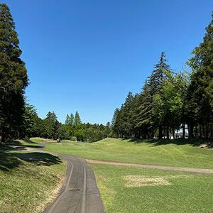 ベストスコアが狙いやすい。四街道ゴルフ倶楽部でラウンド