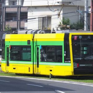 令和幕開け九州乗り鉄7路面電車に乗って