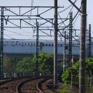 令和幕開け九州乗り鉄10新幹線が見える電停、ここは?