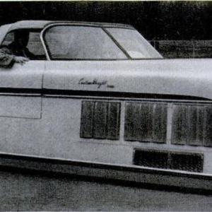 カーチス・ライト「モデル 2500 エアカー GEM」