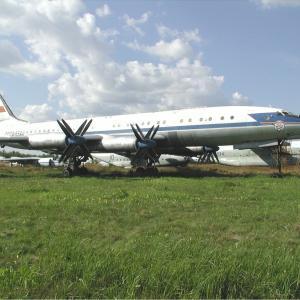 Tu-114の開発の歴史動画