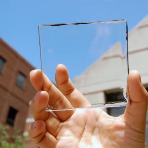 透明太陽電池