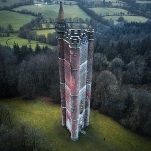 イングランド、「アルフレッド王の塔」