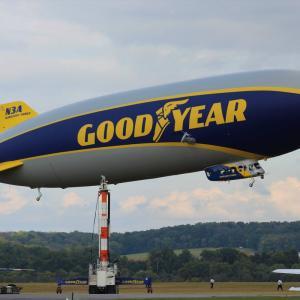 グッドイヤー N3A 飛行船