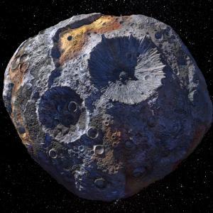 「黄金の小惑星」