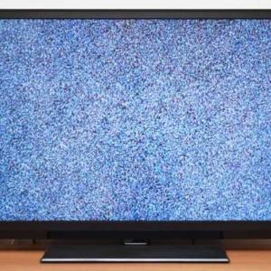 うーん、テレビがある生活