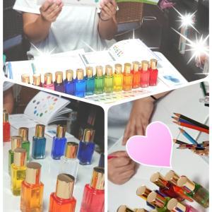 色を通して知る『私』をママとお子様向けに活かしたい☆~TCカラーセラピスト講座開講しました~
