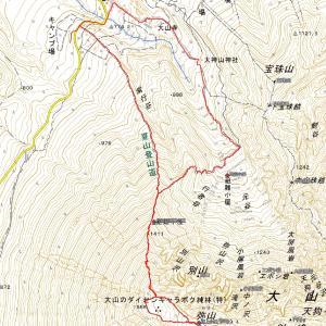 木道は天国のロードだった大山登山と江島大橋【後編】