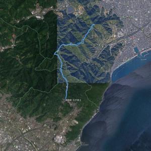 満観峰~朝鮮岩低山登山【後編】
