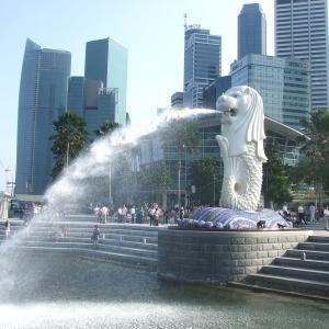 バリ島+シンガポール旅7,8日目シンガポール立ち寄り観光 (=^x^=)