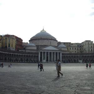 イタリア旅行記5日目ナポリでPIZZA  )^o^(