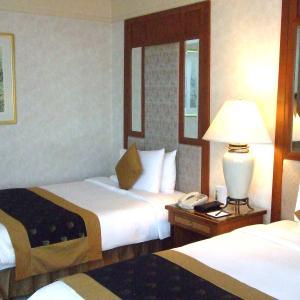 タイ バンコク&サムイ島旅1日目バンコクのホテルと ( ^ω^ )