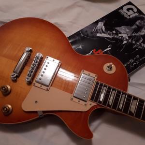 ギターマガジン ジミーペイジ特集とレスポール