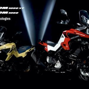新型 CRF1100L Africa Twin 国内仕様のローダウン問題 & 新型 V-STROM 1050 発表