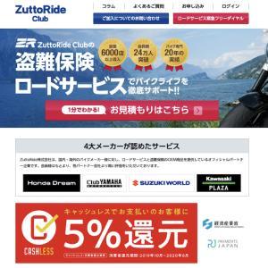R1200GS ADVENTURE ZuttoRide Club 盗難保険 契約更新 プラン検討