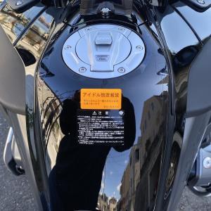 R1200GS ADVENTURE BAGSTER タンクカバー 長期装着による傷の防止対策(保護フィルムの効果検証)