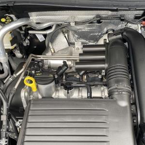 Tiguan TSI R-Line 上海VW純正 TSI エンジンカバー 取り付けレビュー