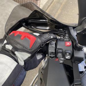 左グリップのジョグダイヤルとウィンカースイッチが使いにくいという誤解について R1200GS ADVENTURE