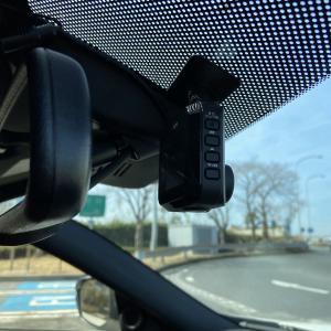 KENWOOD ドライブレコーダー DRV-350と駐車監視用電源ケーブル CA-DR350 取り付けレビュー CIVIC TYPE R(FK8 後期)