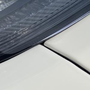 バンパー交換 ヘッドライトとフロントバンパーとの接触による色剥げ問題の続報 バンパー交換 CIVIC TYPE R(FK8 後期)
