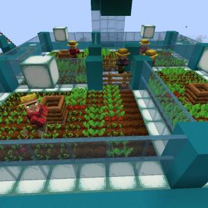 自動農場をもう一度(3)~ビートルート&小麦用 離職式自動農場~