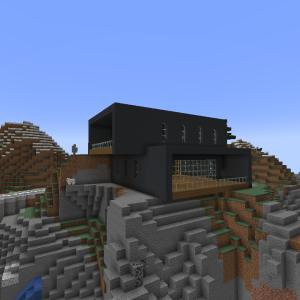 崖の家を建てる(後編)