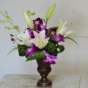 調子が悪いとお花にも影響する?