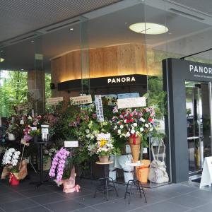 宮城県図書館にお洒落なカフェがオープン!! ~PANORA~