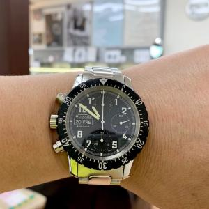 僕と同じ時計を着けてみませんか! / 南雲時計店【公式】ブログ